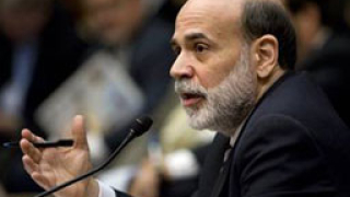 Доларът рязко покачи след думите на Бернанке