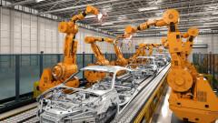 Производството на нови автомобили във Великобритания скочи с 46,6%