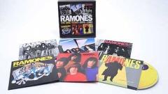 Ramones пускат бокс-сет с първите си шест албума