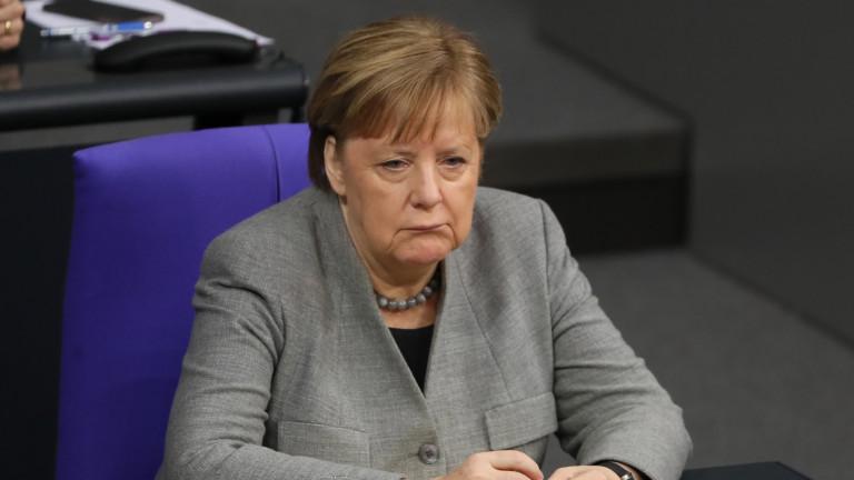 Германският канцлер Ангела Меркел обяви, че преговорите за бъдещите отношения