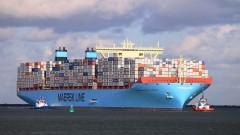 Първият контейнеровоз, който ще доставя стоки през ледовете на Арктика