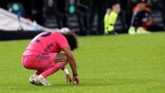 Пореден контузен в Реал (Мадрид)