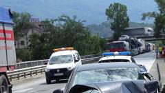 Трима души загинаха при катастрофа на пътя Костинброд-Петрохан