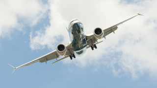 Боинг обяви, че са поправени системите за контрол на самолетите 737 Max