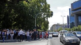 Силно земетресение разтресе Атина