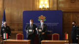 Подписаха договора за два нови военни кораба за близо 1 млрд. лева