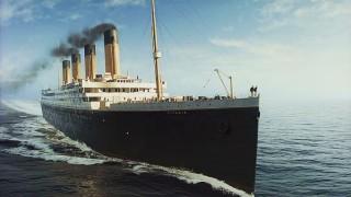 Титаник отново в открито море