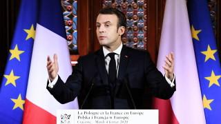 Макрон обявява нов етап от живота на Франция