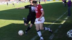 Български футболист с тежка контузия в Австрия