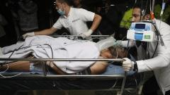 Отрязаха крака на оцелелия вратар на Шапекоенсе