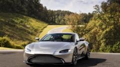 Aston Martin набира скорост и се запъти към борсата