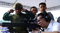 Дутерте оттегля Филипините от Международния наказателен съд