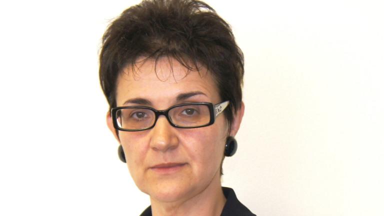 Людмила Петкова, директор на дирекция