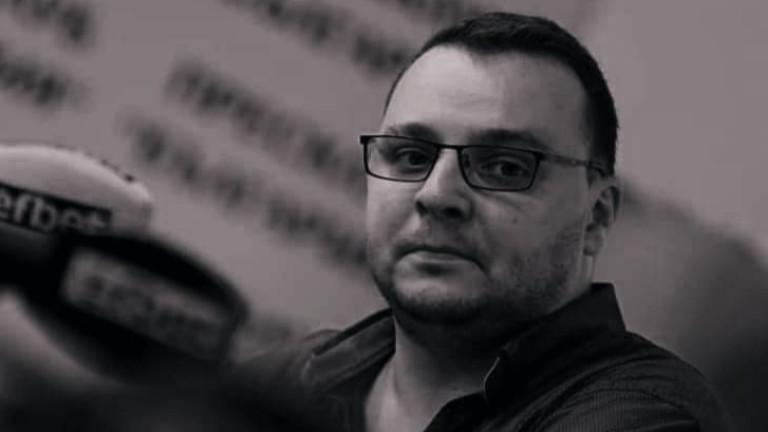 Почина журналистът Никола Шентов - Topsport.bg