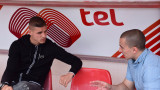 Кирил Десподов пред ТОПСПОРТ: Головете срещу Левски са най-ценни, ЦСКА ще се върне на върха