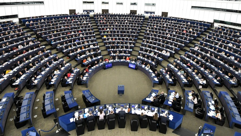 Изборите за Европейски парламент насрочени за 23-26 май 2019 г.