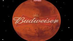 Budweiser иска да прави бира на Марс