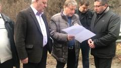 До 10 дни е готов обходният път при свлачището край Смолян, увери Нанков