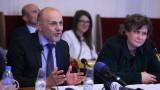 Да запазим сходно финансирането от ЕК иска Томислав Дончев