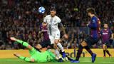 Барселона - Интер 2:0, каталунците удвояват аванса си!