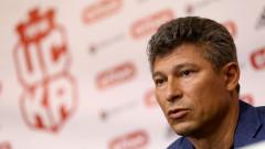 Балъков: Мачът с Ботев (Пд) е от ключово значение за нас, желая успех на националите
