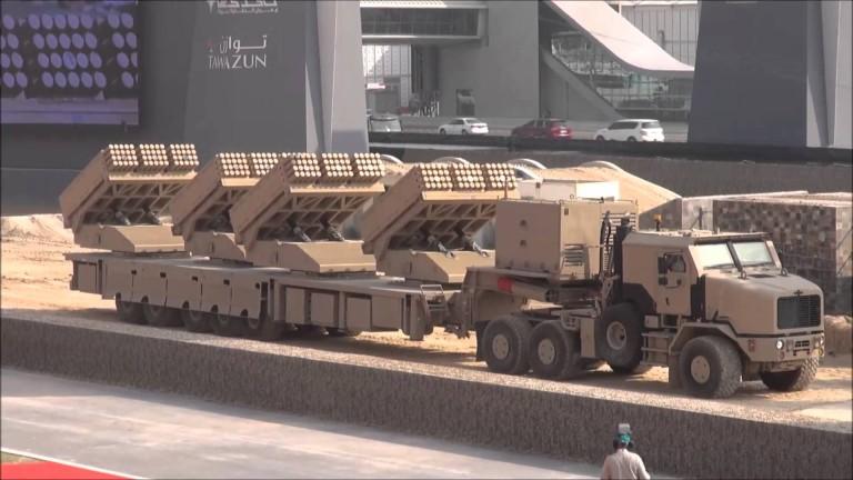 Водещият турски производител на оръжие Roketsan представи най-голяматаи мощна артилерийска