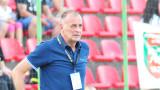 Антони Здравков и Николай Киров са чели здраво конско на играчите си