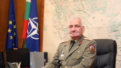 Тази вечер почина началникът на отбраната генерал Андрей Боцев