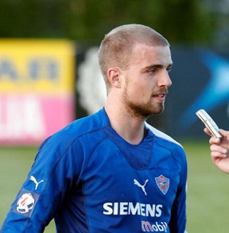 Гунлаугсон: Надявам се да остана в ЦСКА