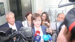 Нинова дава свобода за местни коалиции, но без ГЕРБ