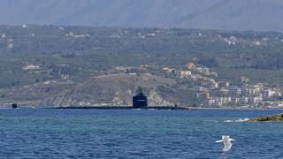 Атомна подводница на САЩ навлезе в Средиземно море