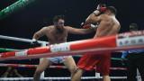 Тайсън Фюри вдъхна кураж на Хюи: Да се боксираш срещу най-добрите в света на 24 години е невероятно постижение