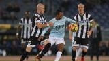 Лацио дръпна на Интер, нов гол на сметката на Нани