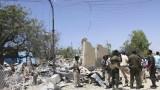 Самоубийствен атентат в Сомалия взе живота на най-малко трима