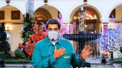 Мадуро: Тръмп искаше да се срещнем, но не му позволиха