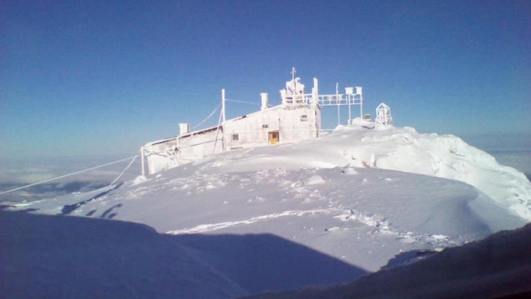 Метеорологичната станция на Мусала заработи частично