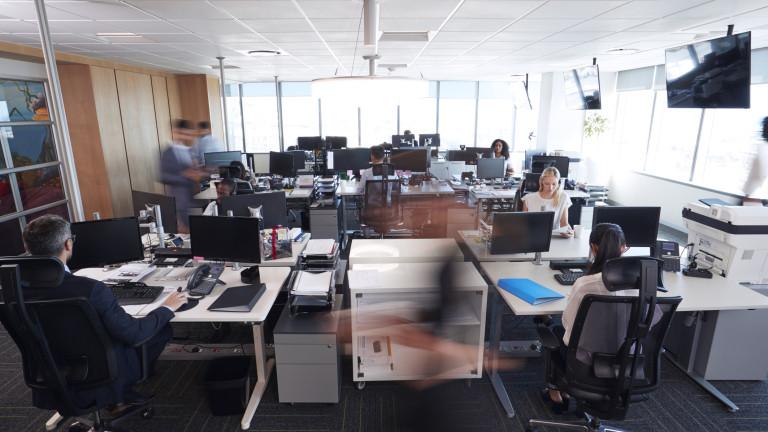 Новите сделки за офиси в София са на рекордно ниво за последното десетилетие
