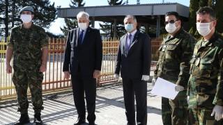 100 защитни облекла дари Министерството на отбраната на Северна Македония