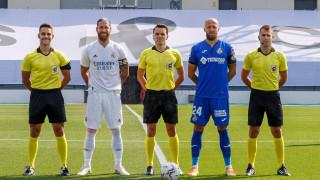 Реал (Мадрид) разби Хетафе в секретна контрола
