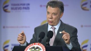 Президентът на Колумбия удължи примирието с ФАРК