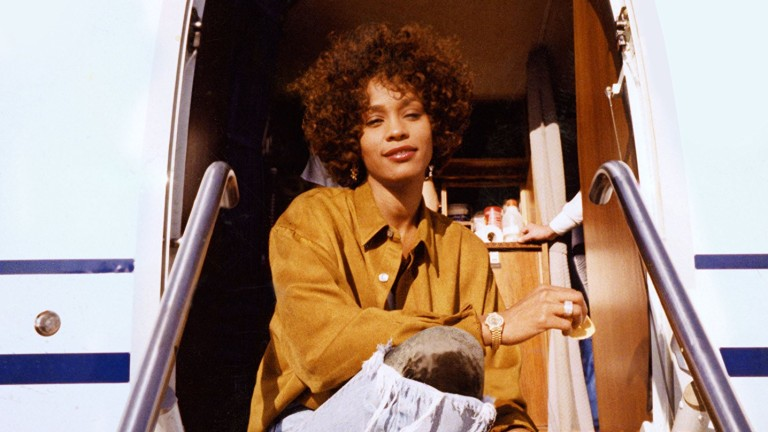Whitney е вторият документален филм, посветен на един от най-знаменитите