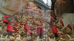Надпревара с плюшени мечета в столичния зоопарк