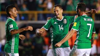 Мексико дръпна на върха в зона КОНКАКАФ, САЩ излезе трети (ВИДЕО)