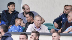 Живко Миланов: Не знам дали Левски ще се класира за евротурнирите