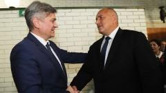 Борисов успокоява Звиздич, че перспективата на Западните Балкани ще се движи