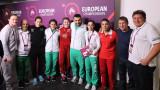 Женският ни национален отбор по борба се прибира утре