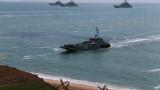 Руският флот следи USS Ross в Черно море