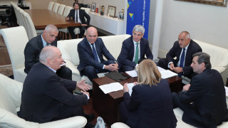 Борисов работи със синдикатите за по-големи доходи на хората