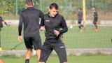 Тошко Неделев е под огромна въпросителна за дербито с Локо (Пд)