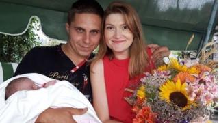 """Звезда от """"Фермер търси жена"""" стана баща"""